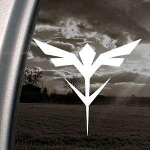 Gundam Decal Neo Zeon Insignia Logo Window Sticker