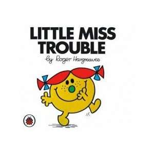 Little Miss Trouble Hargreaves Roger Books
