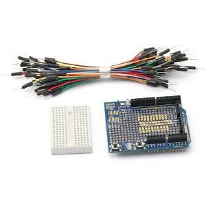 Shield Mini Breadboard for arduino UNO