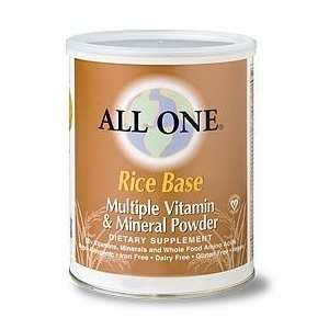 Nutrient Powder Milk Free Rice Base 30 Day Supply 15.9 oz: