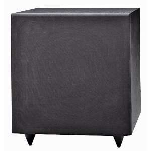 Audio Source 12inch Active Subwoofer Front Panel Volume Crossover
