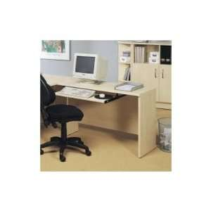 600 Series 48 Typing Table/Return Color: Light Cherry