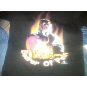 WWF Kane Extra Large Black T Shirt Bearer of Pain WWE, TNA, ECW, WCW