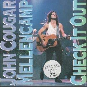 INCH (7 VINYL 45) UK MERCURY 1988 JOHN COUGAR MELLENCAMP Music