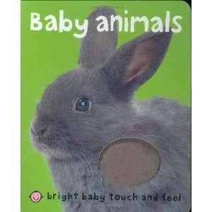 Baby Animals (Bright Baby) (9781843324171): Roger Priddy