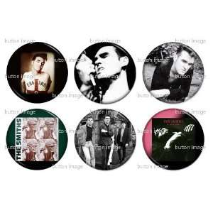 THE SMITHS Pinback Buttons 1.25 Pins / Badges BAND