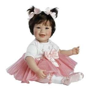Happy Dance 20 Play Doll Dark Brown Hair/Brown Eyes Toys & Games