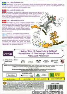 Tom och Jerrys Magical misadventures   DVD   Discshop.se