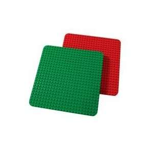 LEGO DUPLO Base Plates   Set of 2 Toys & Games