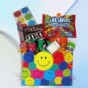 Smily Face Birthday Present Gift Basks for Children Toys & Games