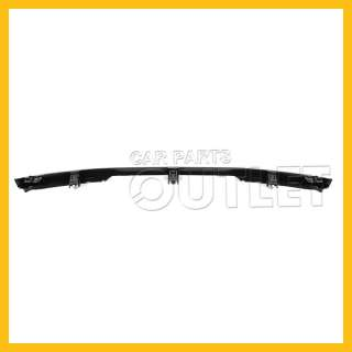 NISSAN FRONTIER FILLER PANEL METAL PRIMERED BLACK GRILLE TO BUMPER NEW