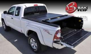 BakFlip F1 Hard Folding Tonneau Bed Cover 05 12 Toyota Tacoma 5.3