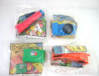 Rare LOST ARCHES McDonalds Happy Meal Search Toy SET 91