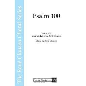 Psalm 100 Make a Joyful Noise SSA, 2 Piano or Ensemble   Sheet Music