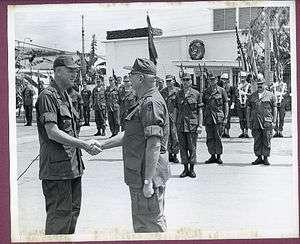 1960s Vietnam Col Mauderly 509th Radio Research Phu Bai