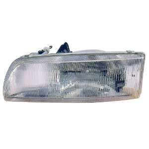 TOYOTA VAN PREVIA HEADLIGHT ASSEMBLY LEFT (DRIVER SIDE) (WITHOUT FOG