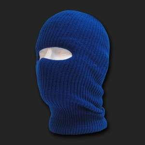 Hole TACTICAL Face MASK Balaclava Beanie Knitted Knit CAP Hat