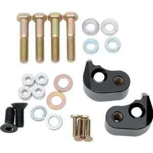 LA CHOPPERS REAR LOWERING KIT LAC BLK LA 7590 00B