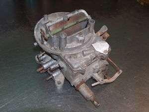 FORD AUTOLITE 2 BARREL CARBURETOR MOTORCRAFT 1.21 D7TE