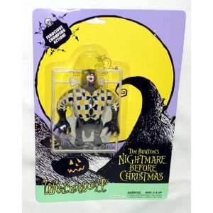Tim Burtons Nightmare Before Christmas Werewolf Figure: Toys & Games
