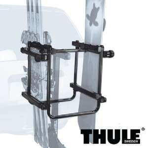 THULE 987 HITCH SKI & SNOWBOARD CARRIER RACK NEW