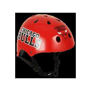 Wincraft Chicago Bulls Multi Sport Bike Helmet Sports