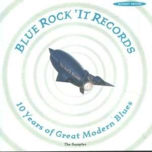 10 Years of Great Modern Blues The Sampler Various Artists Music