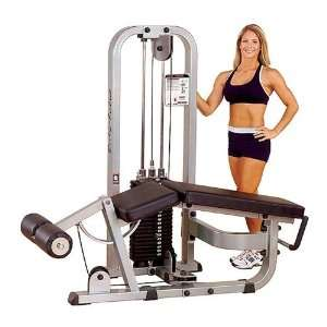 Pro Club SLC400G 3 Leg Curl Machine With 310 lb Stack