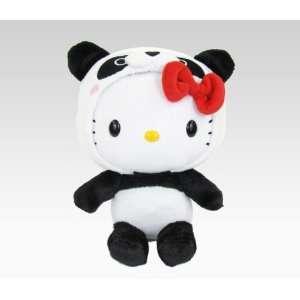 Hello Kitty 12 Plush Panda Toys & Games