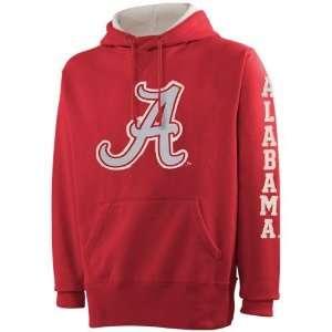Alabama Crimson Tide Crimson Summit Hoody Sweatshirt