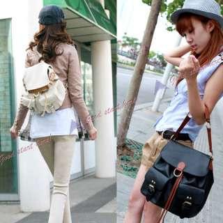 Lady Hobo PU leather handbag Backpack Satchel Shoulder Bag