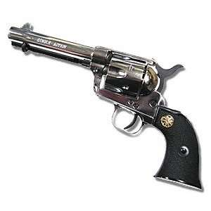 1873 Peacemaker   Blank Firing Replica Gun   9mm Sports & Outdoors