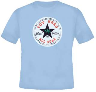 Taylor Gang Pot Head All Star Rap T Shirt