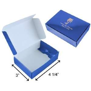 Wedding Cake Boxes   Blue (50 Pack) Arts, Crafts & Sewing