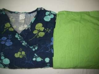 Lot 9 Pattern Medical Nurse Vet Dental Mixed Scrubs Outfits Sets