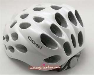 2012 NEW BICYCLE HERO BIKE HELMET CYCLING White with Visor