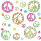 Roommates Love, Joy, Peace Peel & Stick Wall Decals NEW