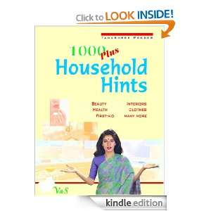 1000 plus Household Hints Tanushree Podder  Kindle Store