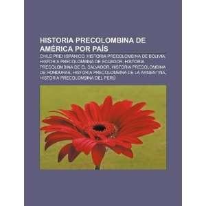 de Bolivia, Historia precolombina de Ecuador (Spanish Edition