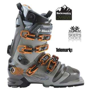 NEW 2011 Black Diamond Push Mens Telemark Ski Boots