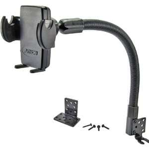 Smartphone Seat Bolt/Floor Mount with Mega Grip Holder Electronics