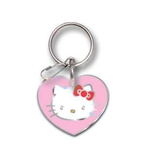 Officially Licensed Hello Kitty Enamel Key Chain