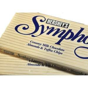 Hershey Symphony Almond and Toffee Milk Chocolate Bars 4.25 Ounce 3