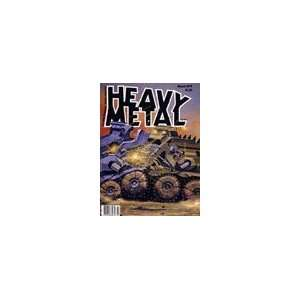 Heavy Metal March 1979 Sean Kelly, Valerie Marchant Books