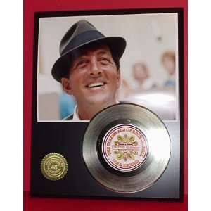 Gold Record Outlet Dean Martin 24kt Gold Record Display