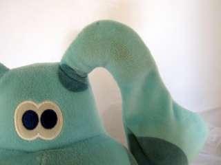 Blues Clues Blue Plush Stuffed Doll Nickelodeon