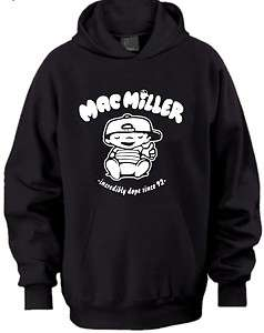 Miller Hoodie Hoody Hooded Sweatshirt Knock Knock Rap Most Dope Shirt