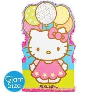 Giant Hello Kitty Balloon Dreams Pinata Toys & Games