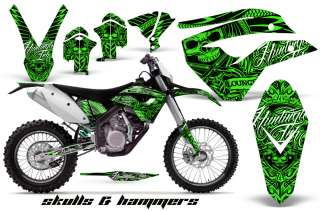 AMR RACING DECAL KIT HUSABERG FE 390/450/570 2009 2011