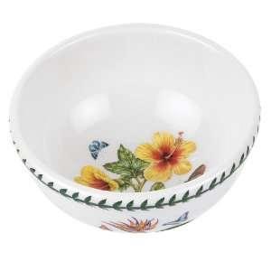 Garden Exotic Individual Fruit/Salad Bowl   Hibiscus